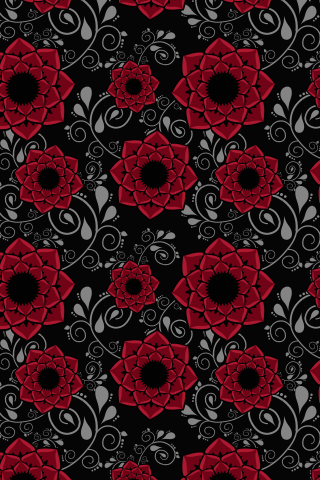 Pattern Zorro Red And Black Background Red And Black Wallpaper Black And White Wallpaper