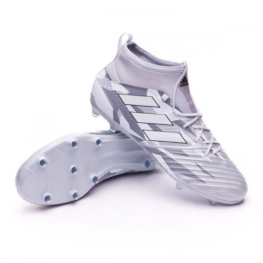 new style 6457a 83fa8 Bota adidas Ace 17.2 Primemesh FG Clear grey-White-Core black