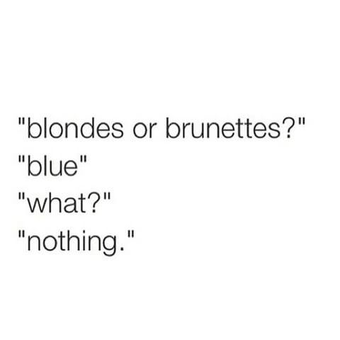 This is so true because MICHAEL GORDON CLIFFORD IS SO DAMN HOT WITH BLUE HAIR OR ANY OTHER COLORED HAIR TO BE COMPLETELY HONEST
