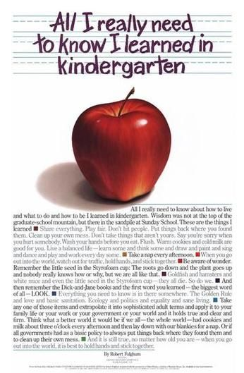 kindergarten teacher should at least has A lot of new to k teachers have been emailing me to ask basic preparing for kindergarten- classroom if you have 18 kids on your list, prep for at least 22.