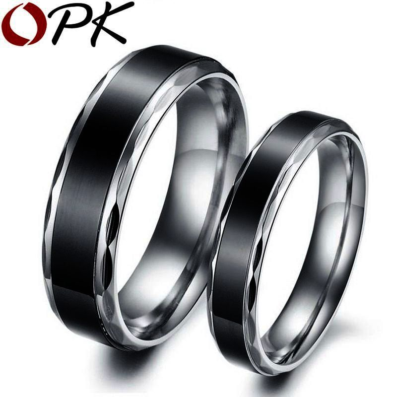 Jewellery Shops Leicester Its Matching Wedding Ring Bands Couple Rings In 2019 Titanium Wedding Rings Black Rings Cheap Wedding Rings