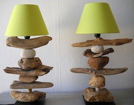 Decorazioni fai da te con legno di mare 20 splendide idee