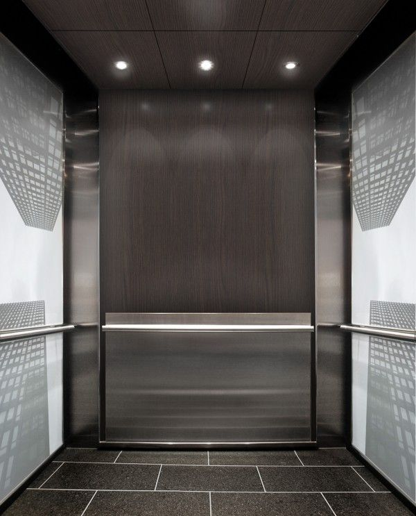 Stunning Staircase And Elevator Design Ideas: Elevator-Cab-Interior-Design-Ideas