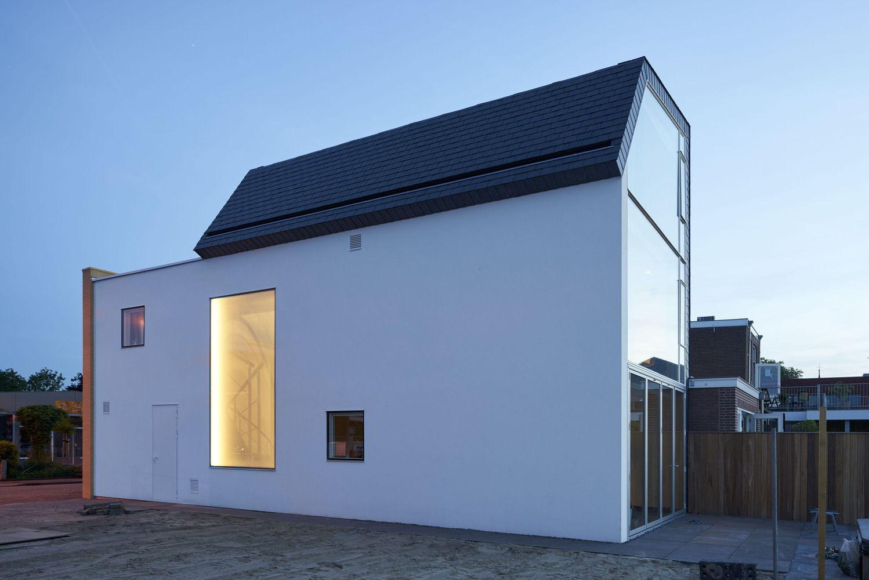 Gallery Of House In Meerkerk Ruud Visser Architecten 2 Architecten Woningbouw Architectuur