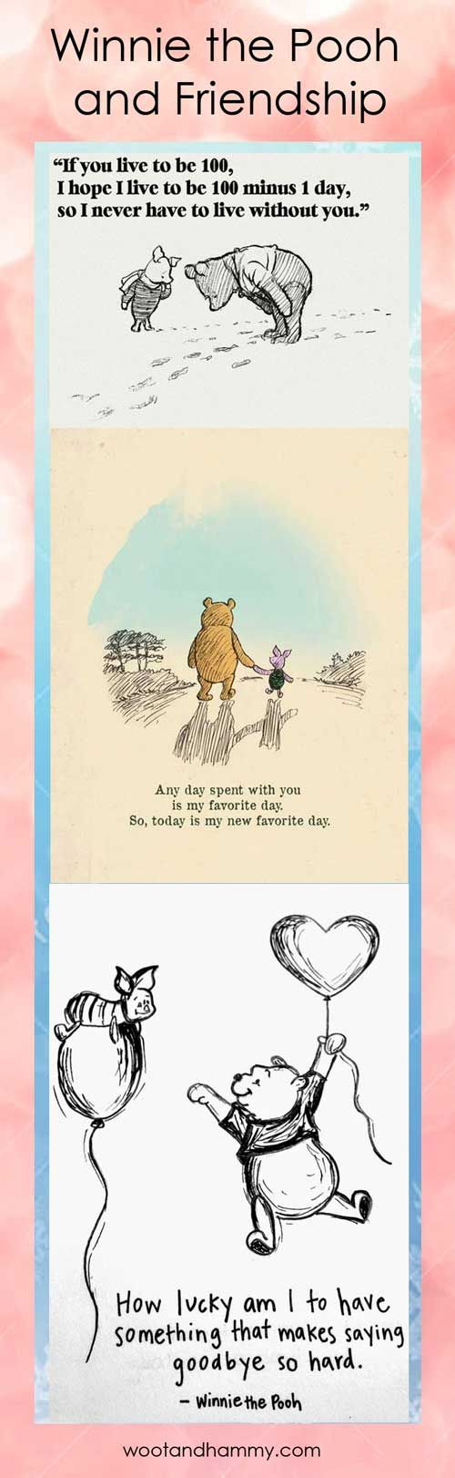 Friendship · Winnie The Pooh And Friendship Quotes: ...