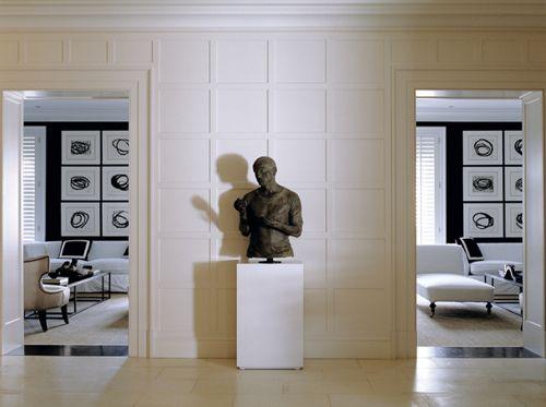 PANTALEON y las decoradoras · Puertas Cosas bonitas Pinterest - interieur design studio luis bustamente