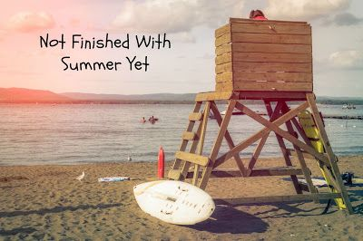 Summer is quickly fading, but there are still so many things to do on the fun list.Check out a short list of fun things to do before autumn arrives. #summerfun #beforesummerends