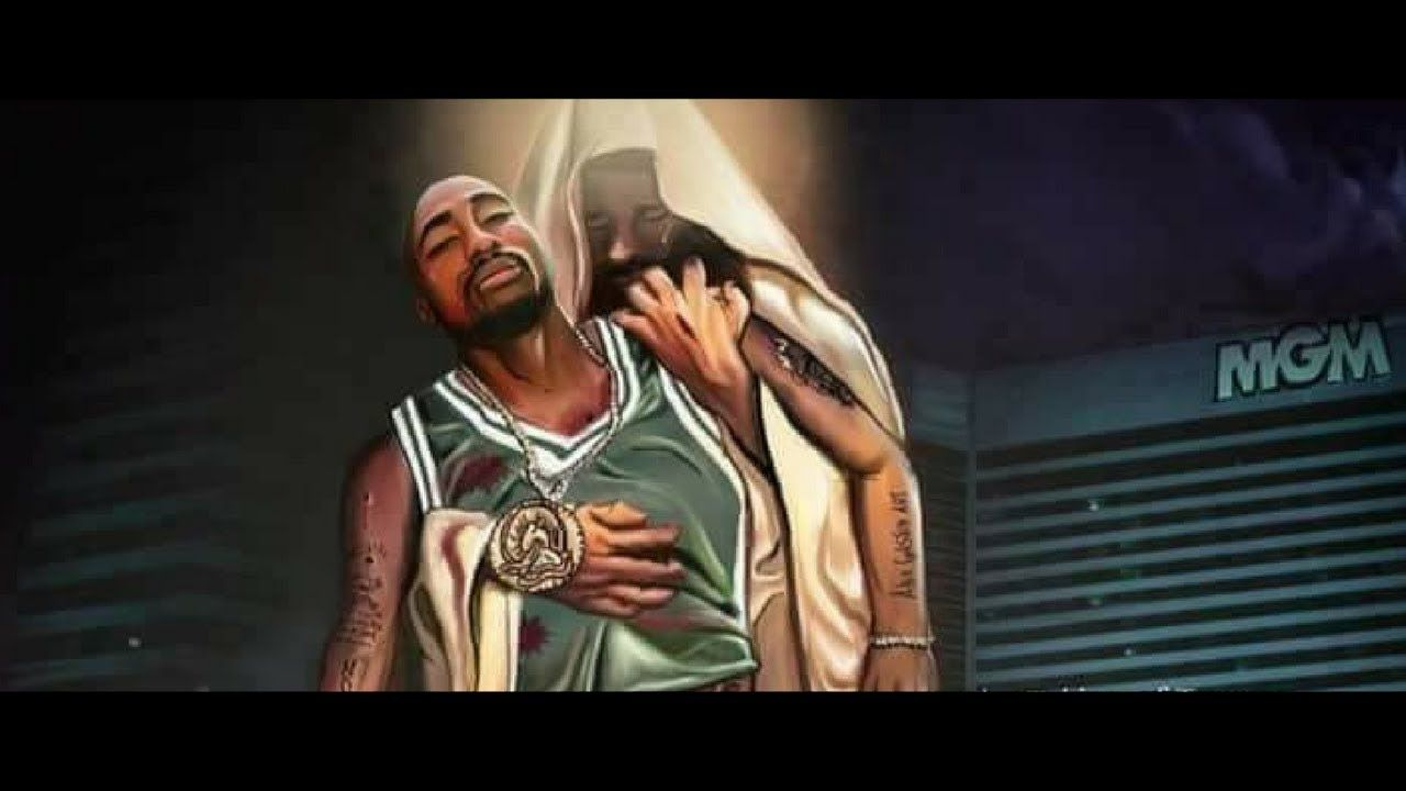 """2Pac """"The Taking"""" 2018"""