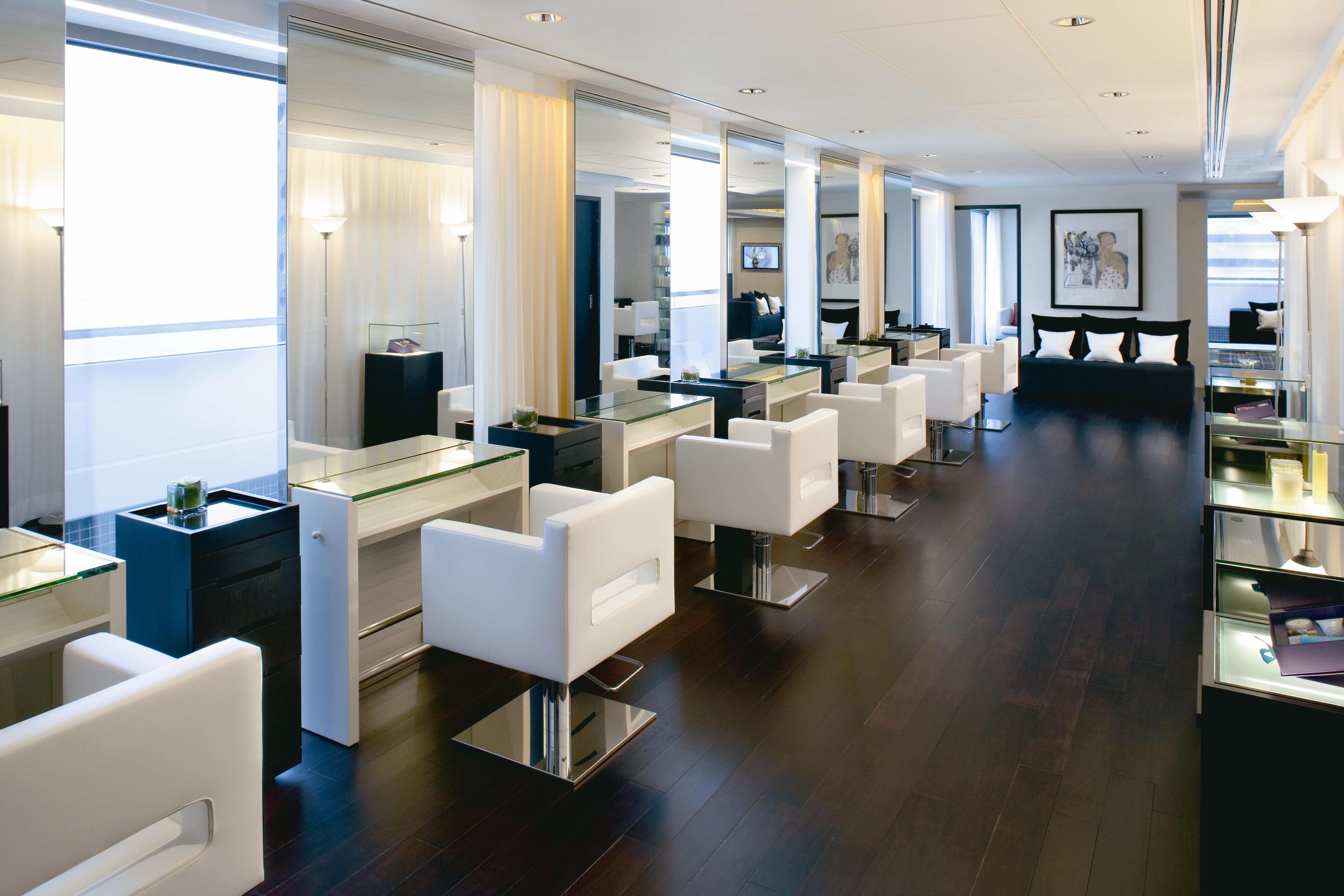 Pierre Mandarin Oriental Hotel Hong Kong Beauty Salon Decor