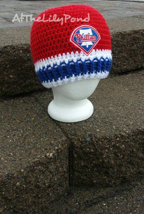 579870fb1 Philadelphia Phillies Hat, Philadelphia Phillies Women, Messy Bun ...