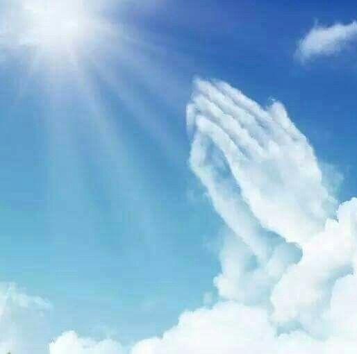Photo of Der Himmel möchte, dass wir beten. Gott segne uns alle. Amen.