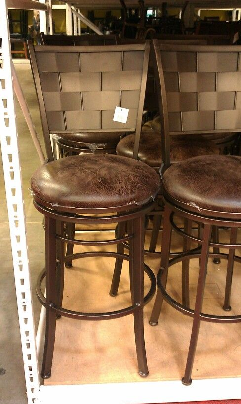 Bar Stools From Garden Ridge With Images Bar Stools Stool