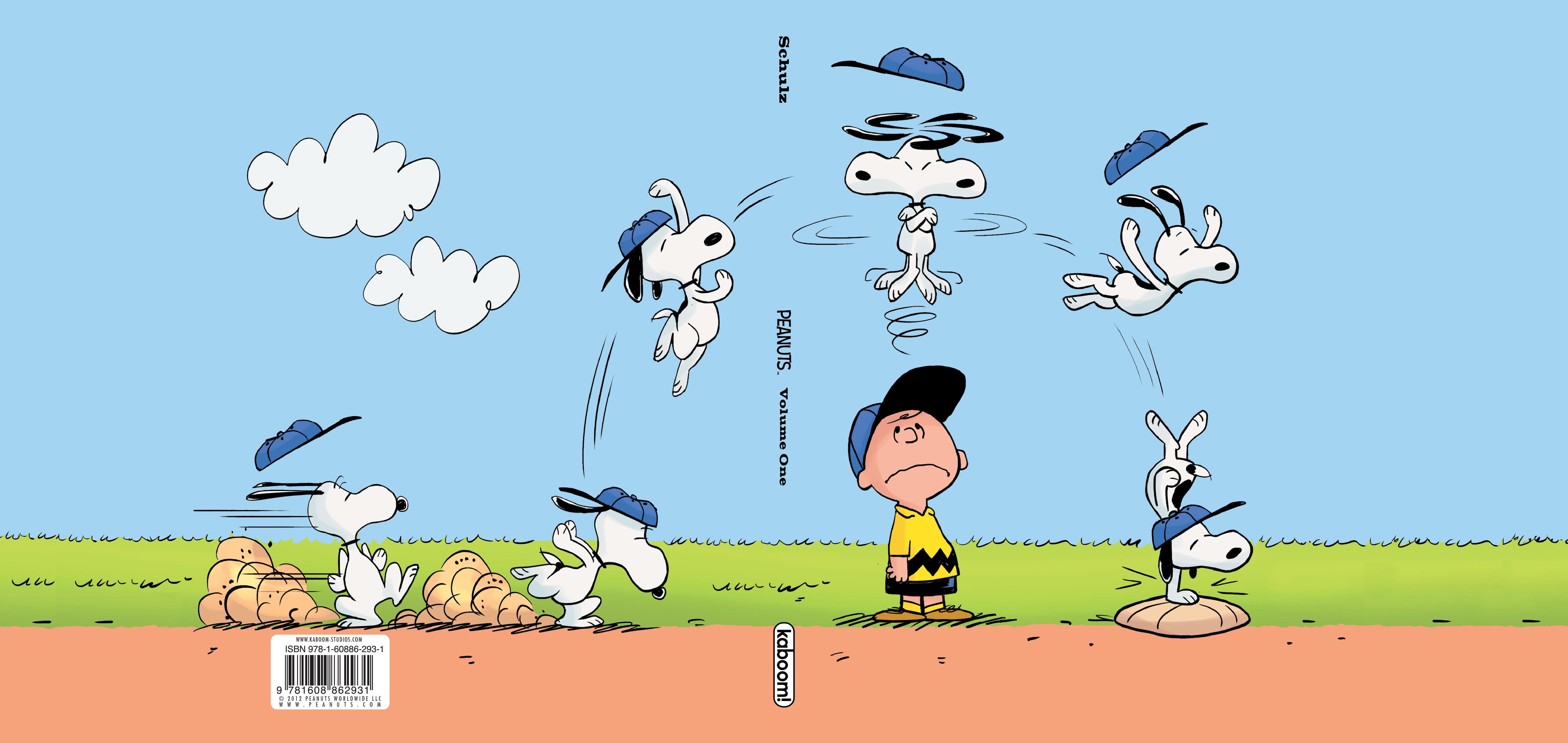 Peanuts Vol 1 Boom Exclusive Hard Cover Edition Snoopy