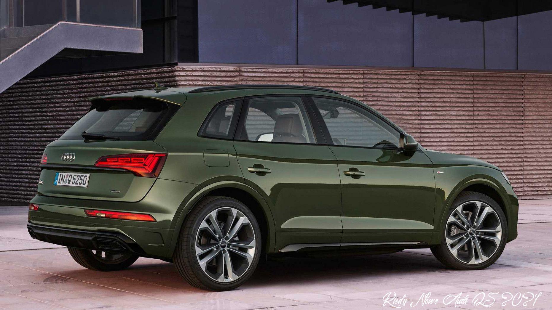 Kiedy Nowe Audi Q5 2021 Exterior Audi Q5 Audi New Cars