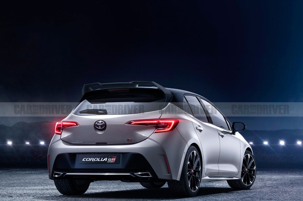 Future Cars Worth Waiting For 2021 2025 Toyota Corolla Corolla Xrs Hot Hatch