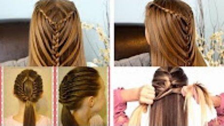 10 Einfache Frisuren Für Jeden Tag 10 Einfache Frisuren Für