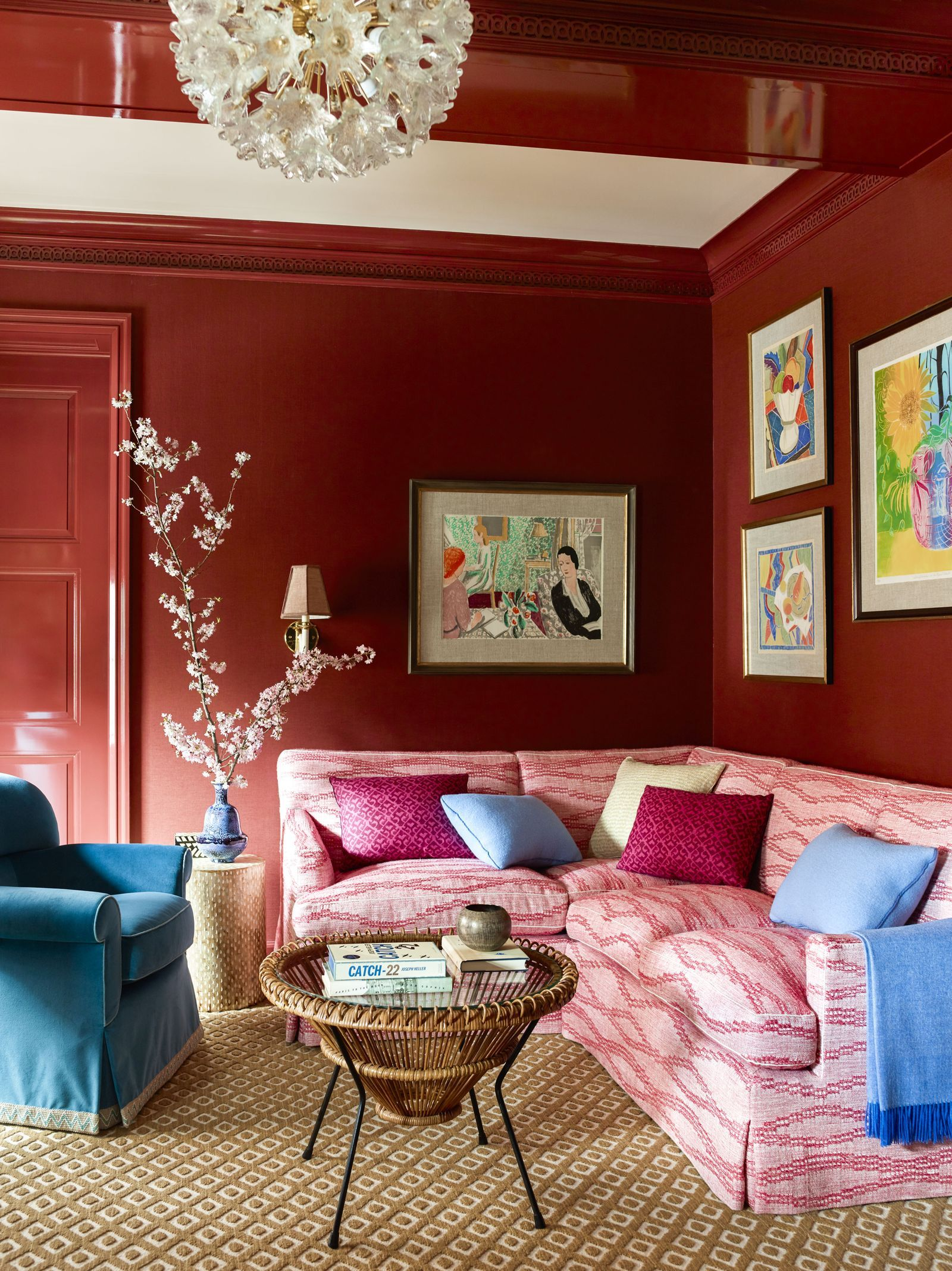 We Ranked the 35 Best Colors to Paint Your Living Room ...