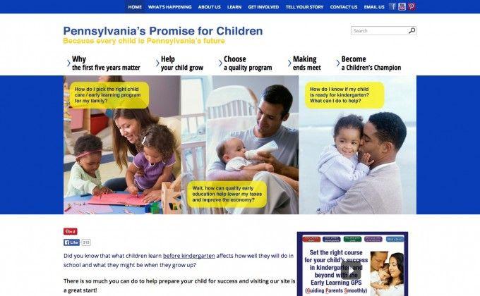 Pennsylvania's Promise for Children http://papromiseforchildren.com/