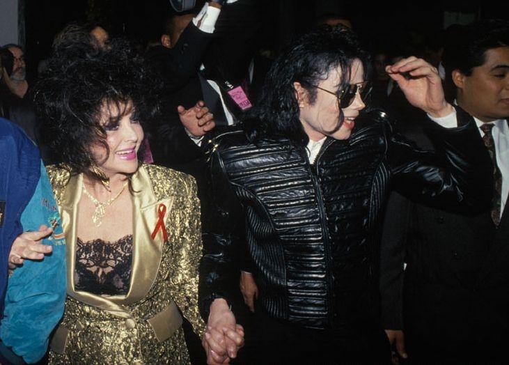 <3 Michael Jackson <3 - and Elizabeth Taylor