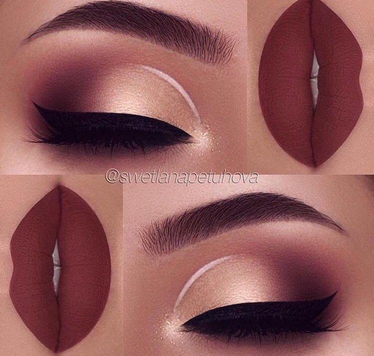 Pin De Jimena En Nails And Makeup En 2019 Maquillaje