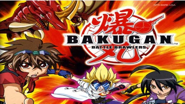 Bakugan Battle Brawlers Nds Rom Usa With Images Nintendo Ds