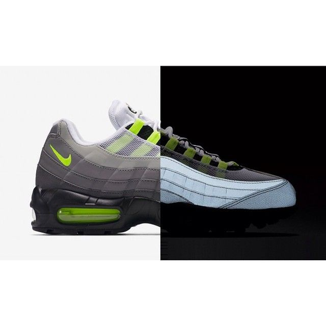 the best attitude 25999 f3d05 The Nike Air Max 95 PRM  3M Neon is releasing tomorrow at select NSW