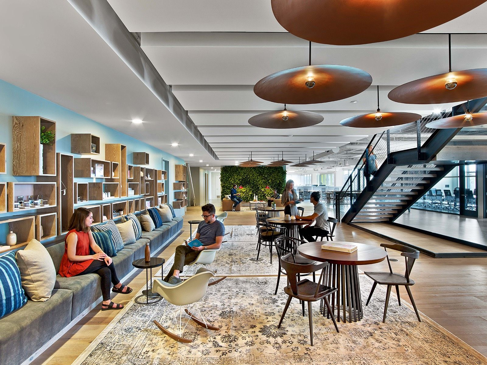 A Tour Of The Honest Company S Cool Los Angeles Headquarters Officelovin