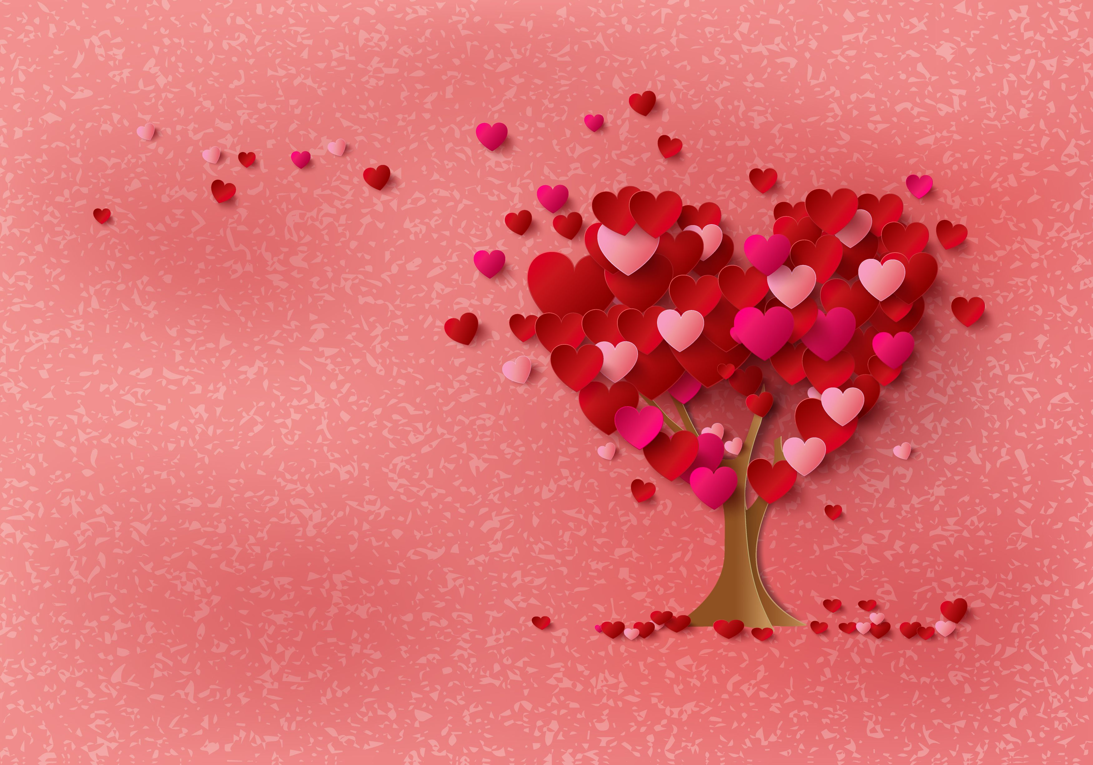 Fond Ecran Coeur D Amour