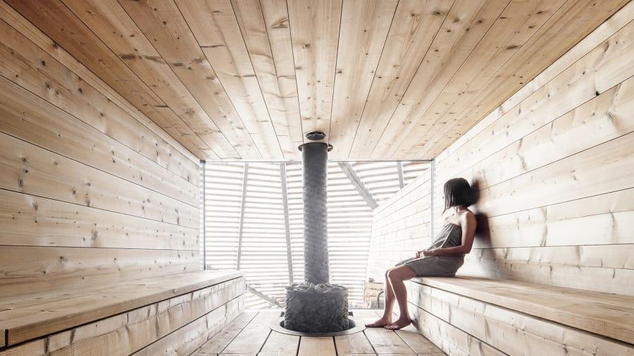 How to take a sauna in Helsinki in 2020 Wooden saunas