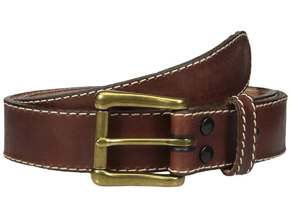 M&F Western Ocala Belt (Cognac) Men's Belts. The MF