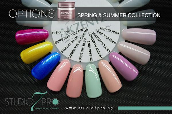 Akzentz Gel Polish Brands Colors Color Nail Professional