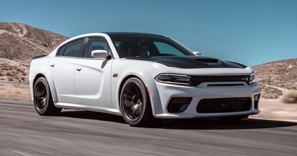2020 Dodge Charger Scat Pack A More Agile Muscle Car 2020