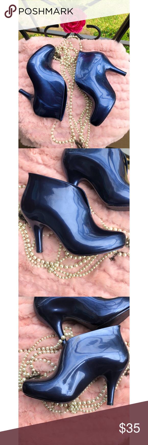 Melissa Ashanti Boots | Boots, Bootie boots, Melissa shoes