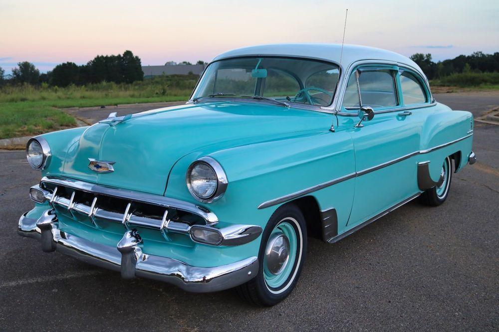 1954 Chevrolet Bel Air 150 210 Bel Air 1954 Chevy Bel Air Tiffany