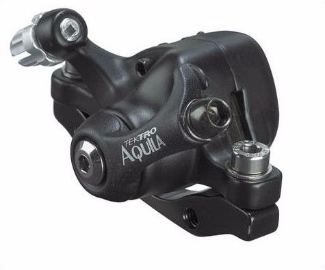 Tektro Aquila Mechanical Disc Brake w/ Adapter