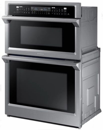 Nq70m6650ds Samsung 30 Quot Microwave Combination Wall Oven