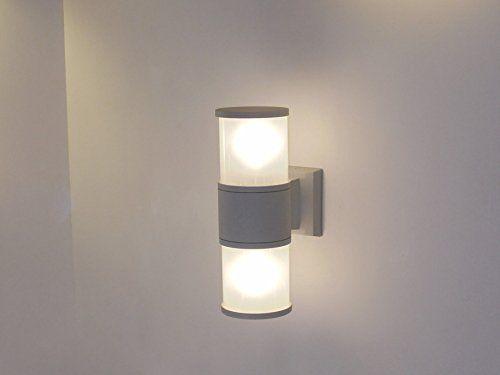 Applique lampada da parete per esterno moderno illuminazi