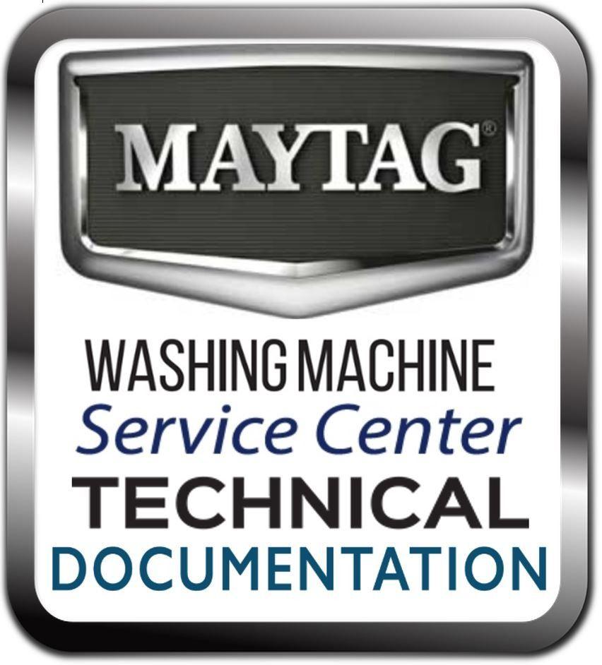 Maytag Mah9700aaw Washer Service Manual And Troubleshooting Guide Washing Machine Service Maytag Maytag Washing Machine