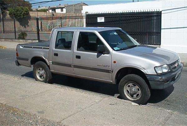 Chevrolet Luv 32 V6 4x4 Chevrolet Pinterest Chevrolet 4x4 And