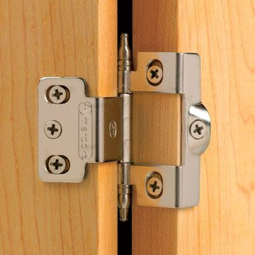Furniture Door Hinges & Stylish Kitchen Cabinet Door Hinges Types ...
