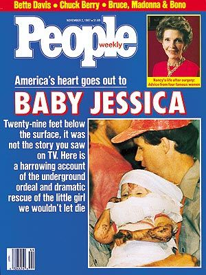 Baby Jessica Wow Seriously I Was Just Thinking Of Her Last Week