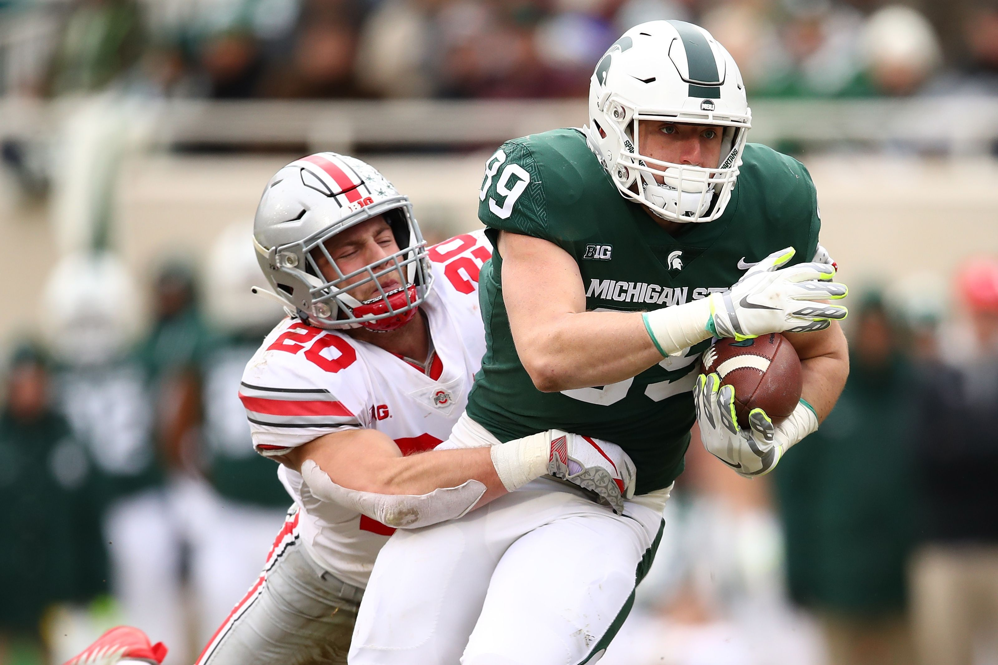2018 Printable Michigan State Spartans Football Schedule Michigan State Football Michigan State Spartans Football Michigan State