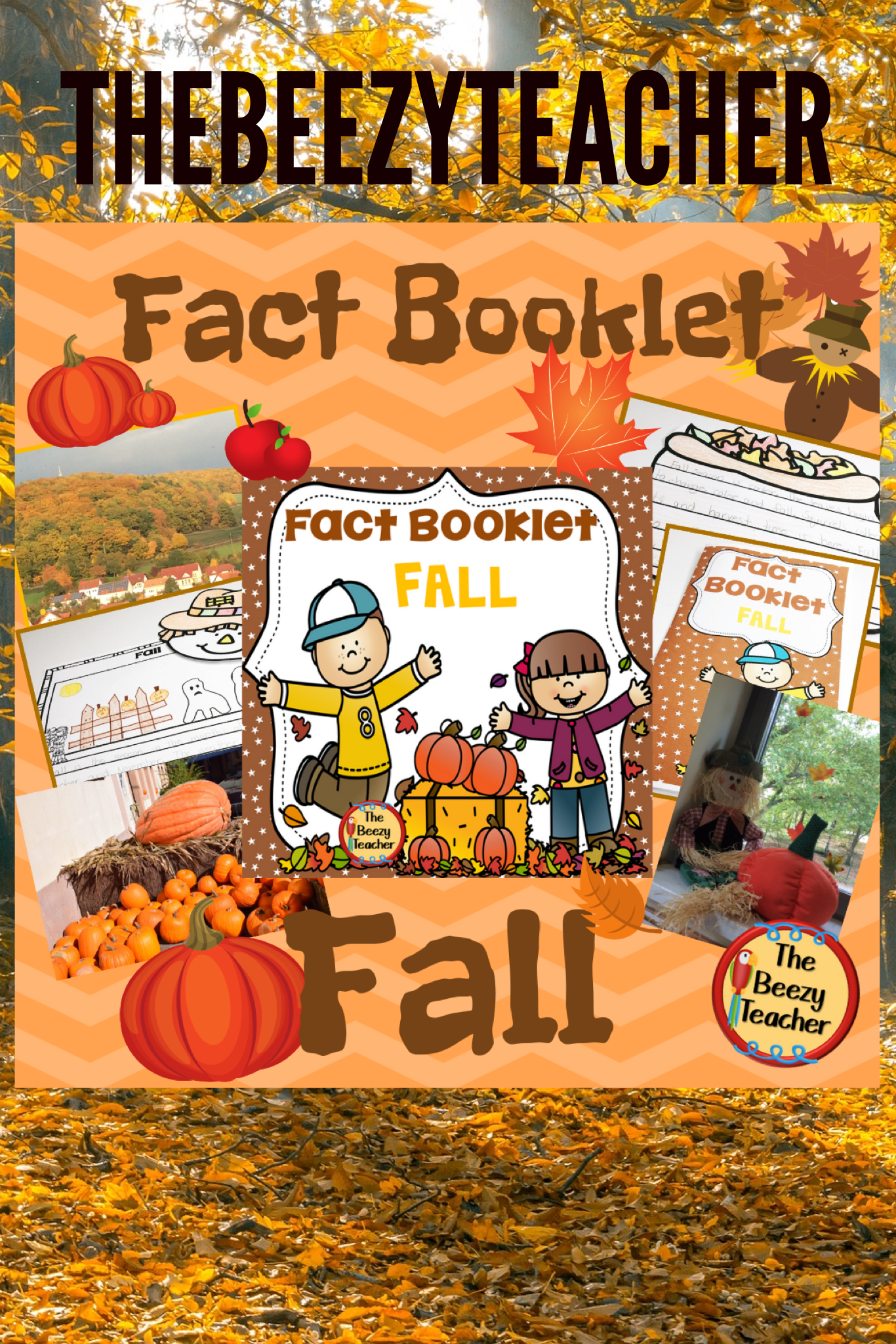 Fall Fact Booklet