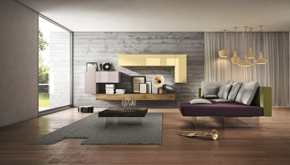 Mobili di Design per il Soggiorno | Idee di interior ...