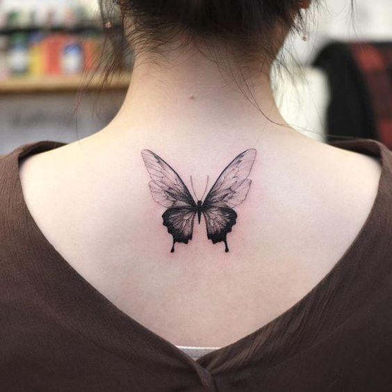 Photo of 30 Pretty Butterfly Tattoo Designs For Women – Bafbouf
