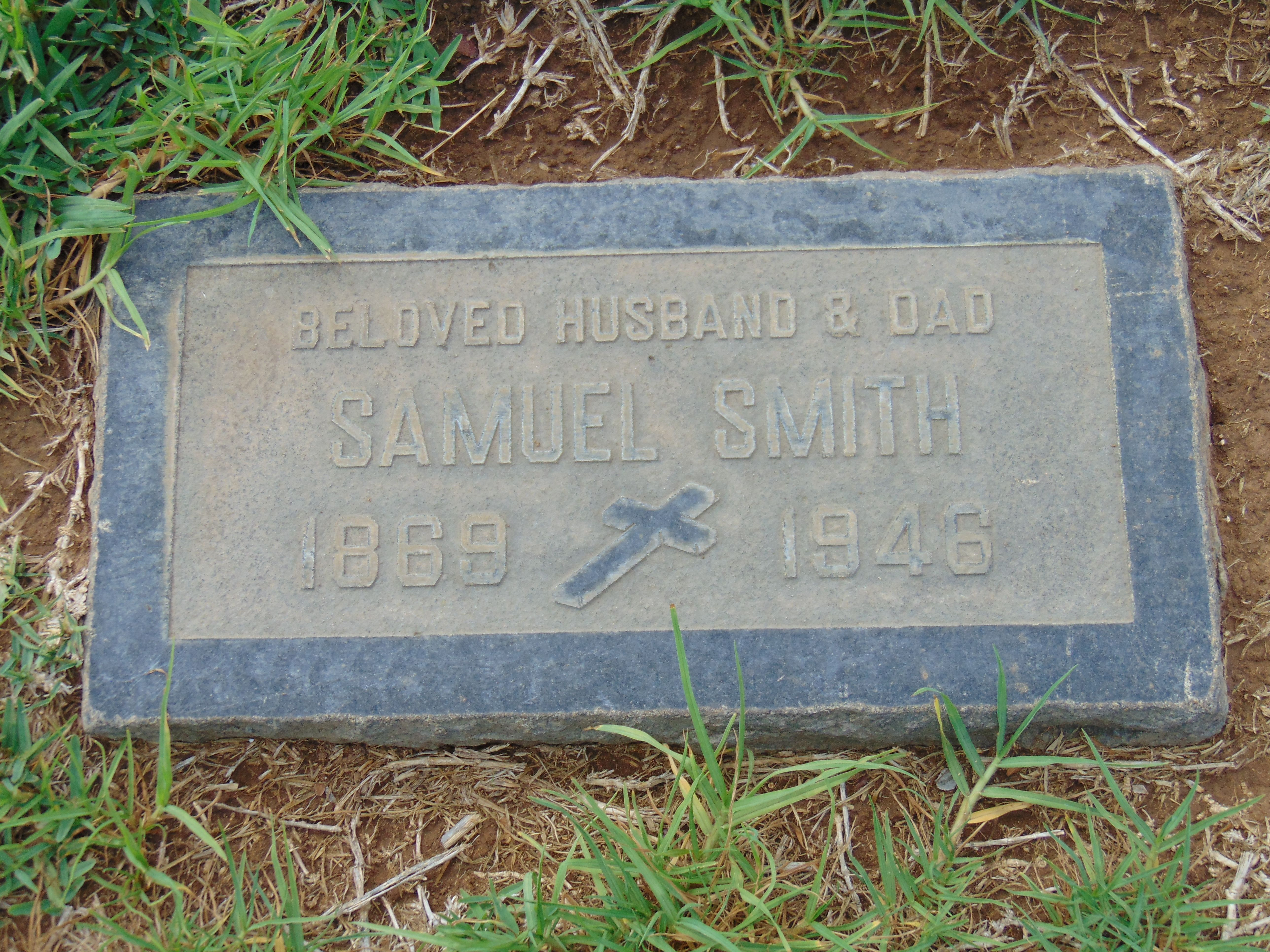 Samuel smith 1869 1946 find a grave memorial family born in 1869 and died in 1946 los angeles california samuel smith aiddatafo Choice Image