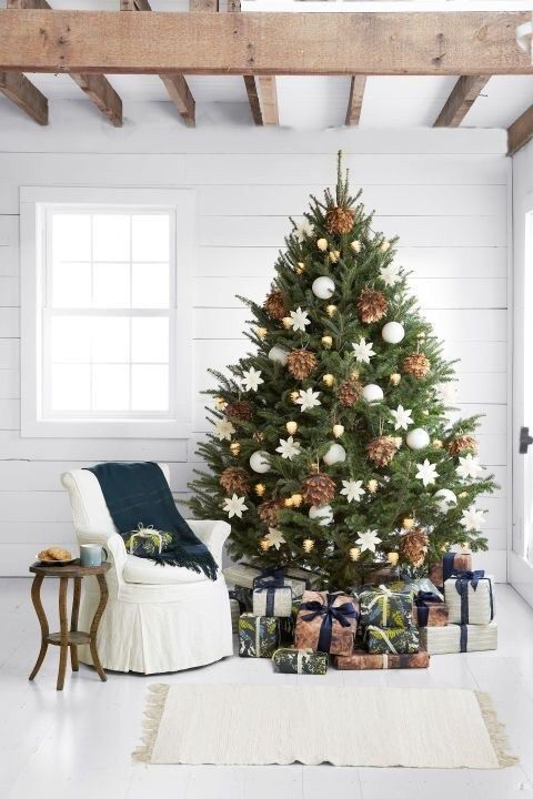 Everything You Need for a Naturally Elegant Christmas
