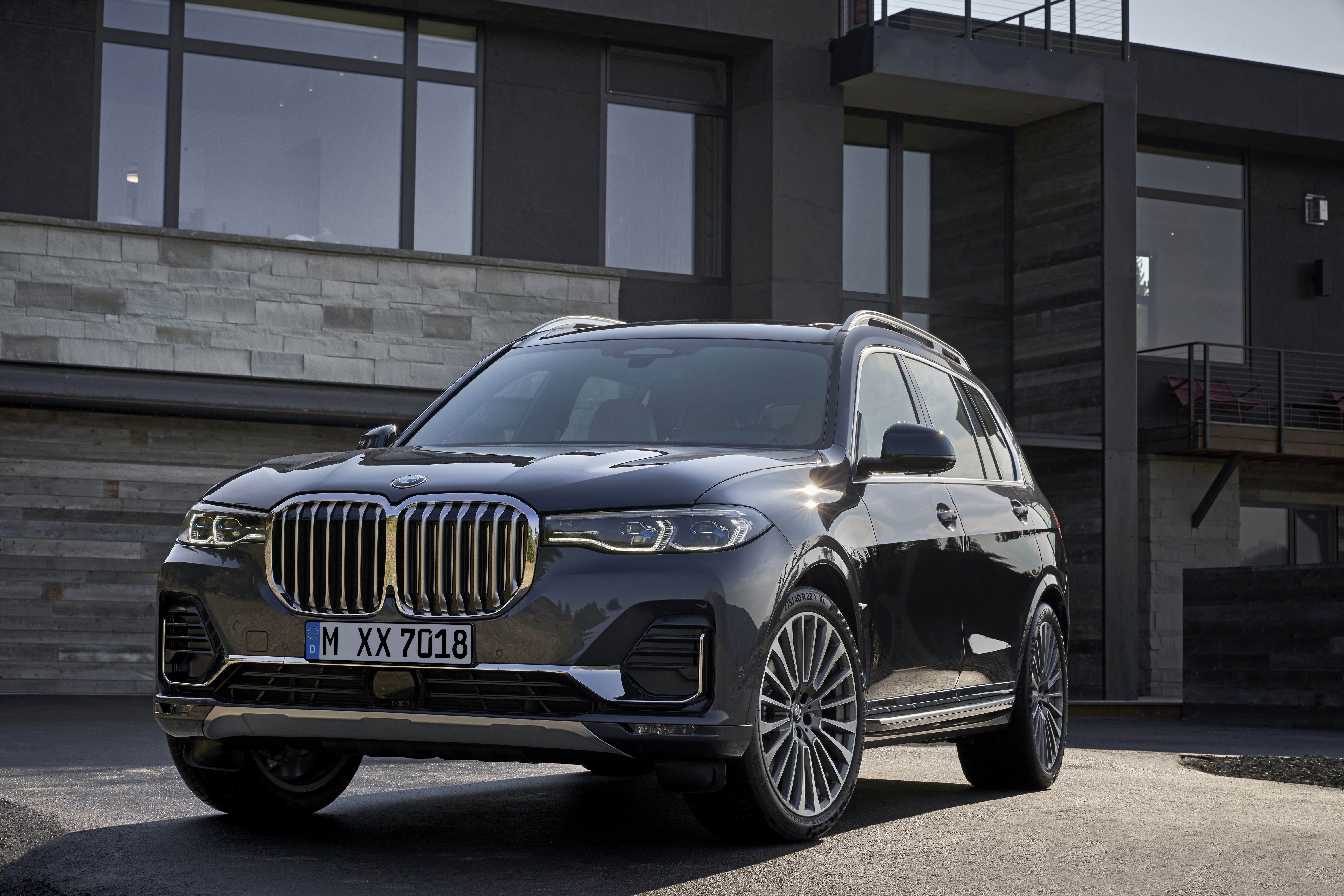 2019 Bmw X7 Price Specs Overview And Full Size Suv With Images