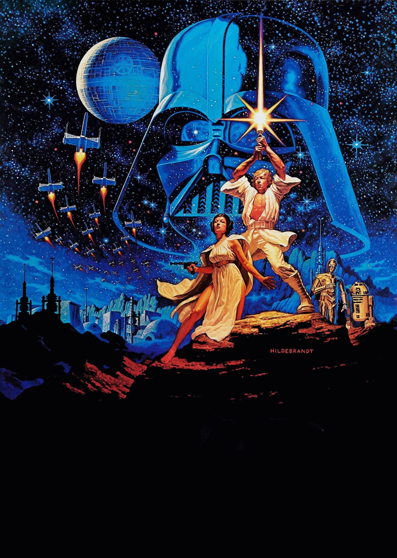 The Poster Star Wars Movie Poster Star Wars Poster Star Wars Movie