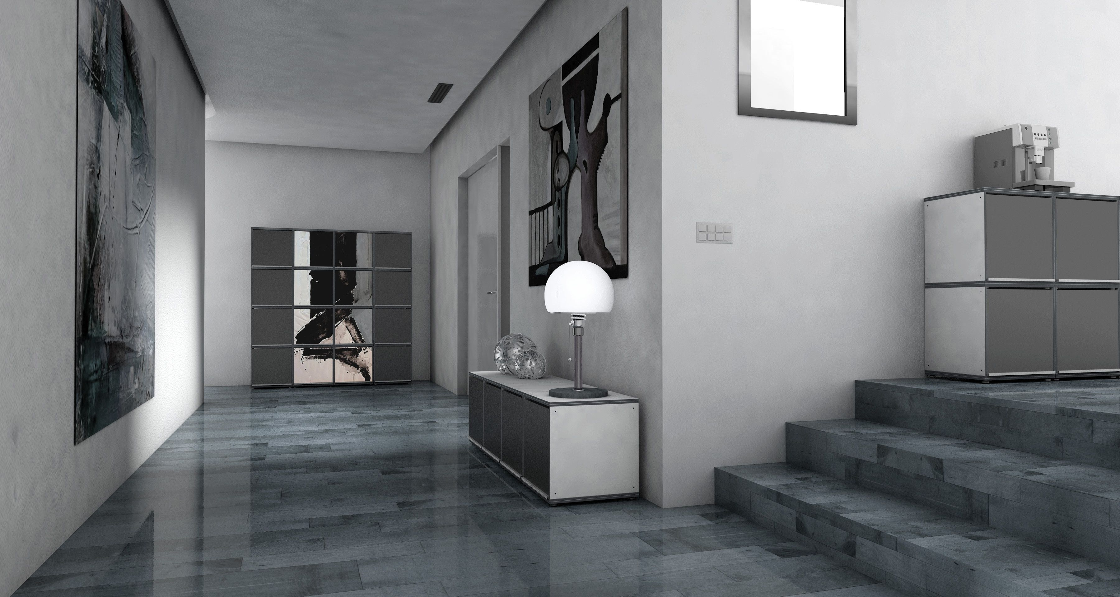 #evdekorasyonu #homedecor #modern #gray